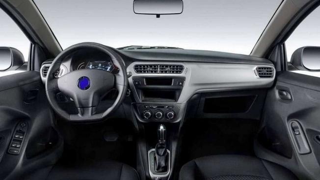 Fukang EV30 - interior