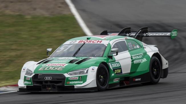 René Rast conquista Lausitzring tras superar a Nico Müller por 89 milésimas