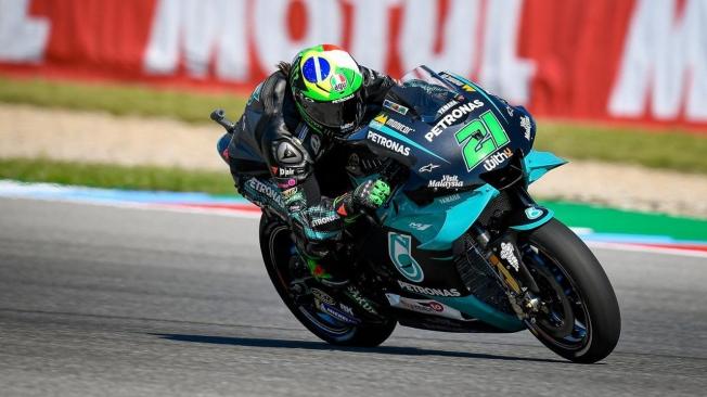 Un estratosférico Brad Binder da la primera victoria a KTM en MotoGP