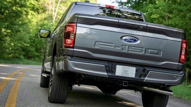 Ford F-150 2021 - posterior