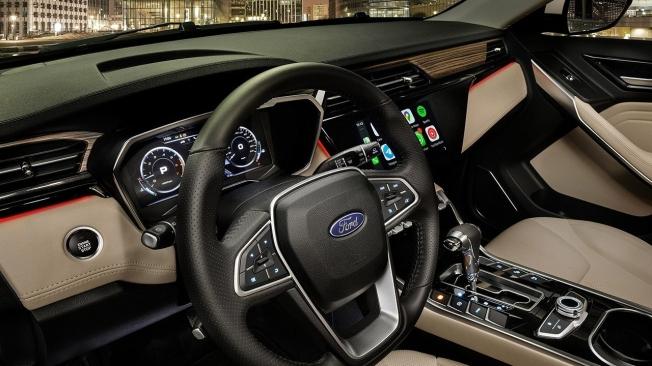 Ford Territory - interior