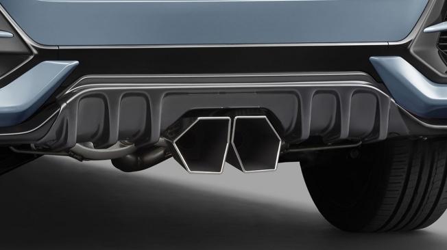 Honda Civic 2020 preparado por Mugen