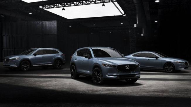 Mazda CX-9 Carbon Edition