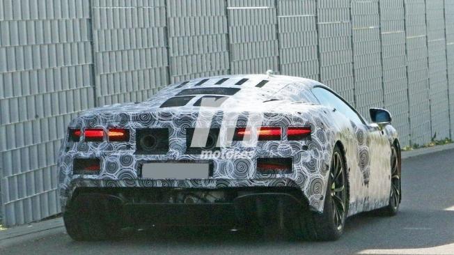 McLaren superdeportivo híbrido