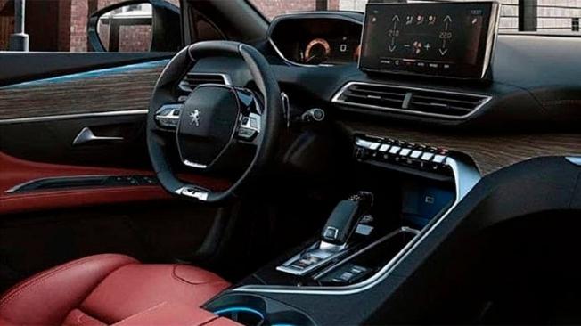 Peugeot 3008 2021 - interior