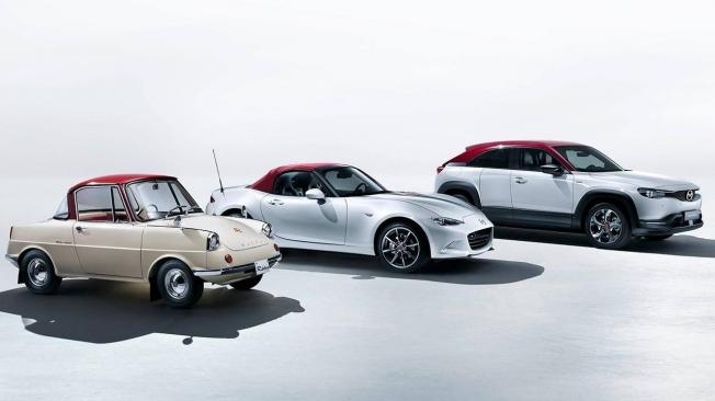 Mazda 100 Aniversario