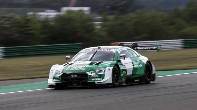 Robin Frijns también conquista la segunda pole del DTM en Lausitzring