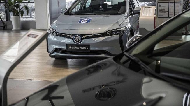 Ventas de coches en China en julio de 2020