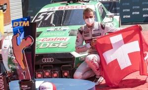 Nico Müller deja Spa como primer líder de la temporada 2020 del DTM