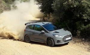 Nil Solans se une a los test de desarrollo del Ford Fiesta 'Rally3'