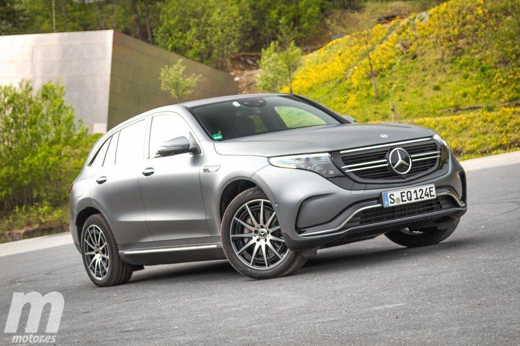 Noruega - Julio 2020: El EQC de Mercedes se dispara en ventas