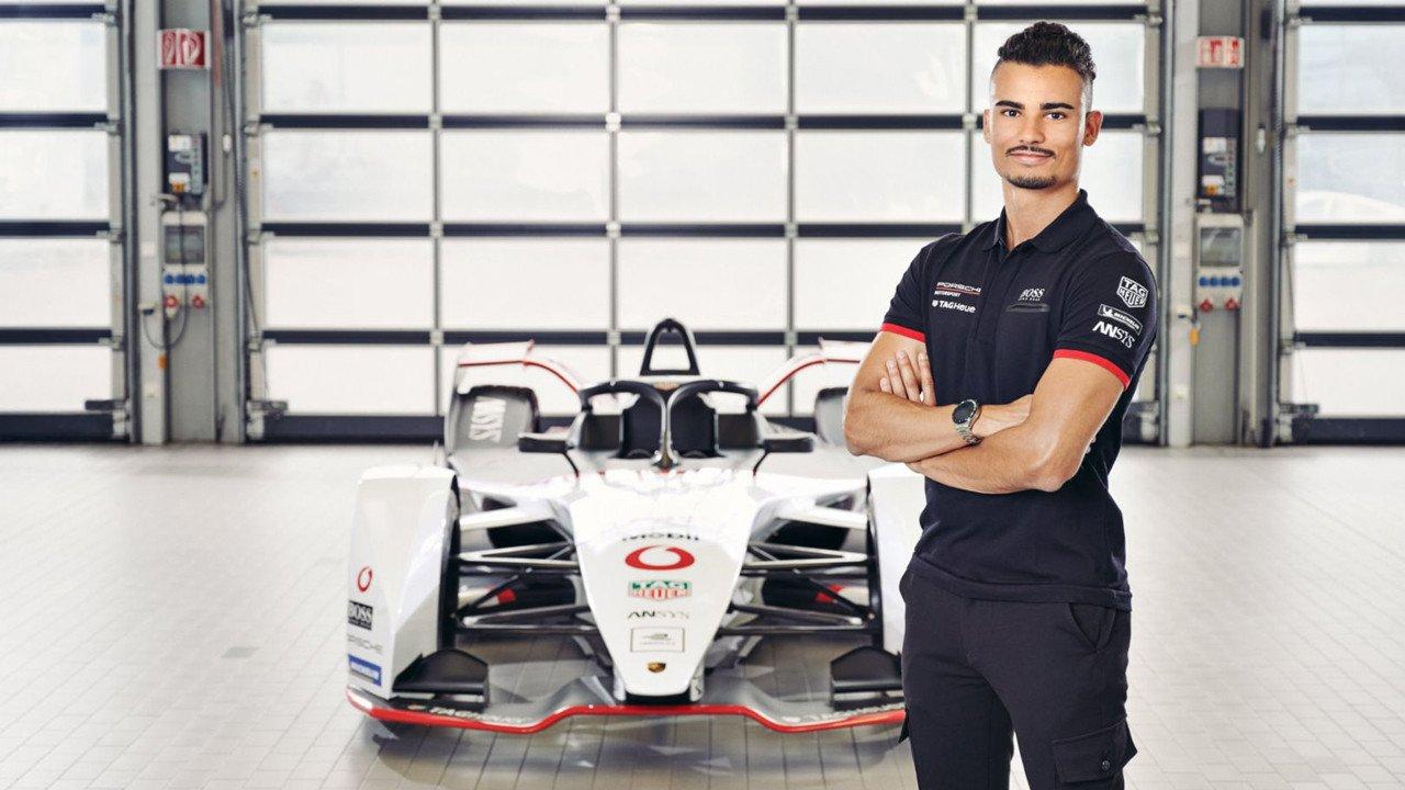 Pascal Wehrlein: «Competir con Porsche en la Fórmula E es sensacional»