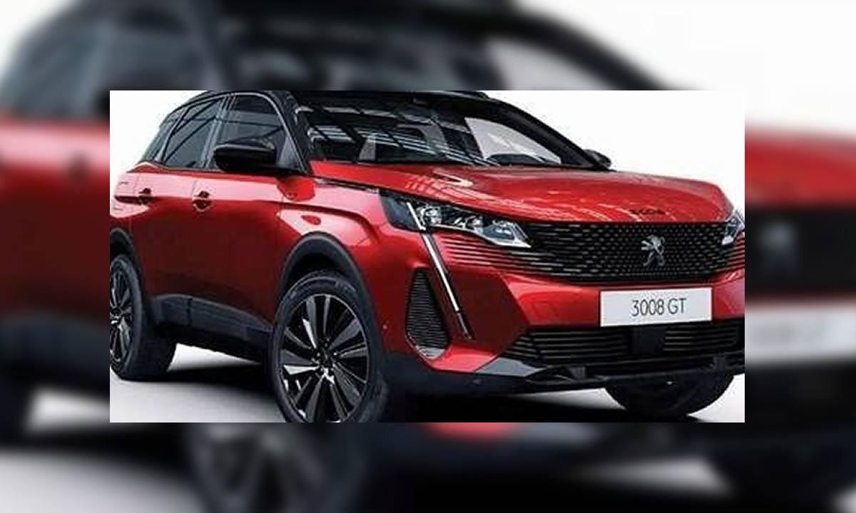 ¡Filtrado! Aquí está el nuevo Peugeot 3008, la esperada renovación del SUV francés