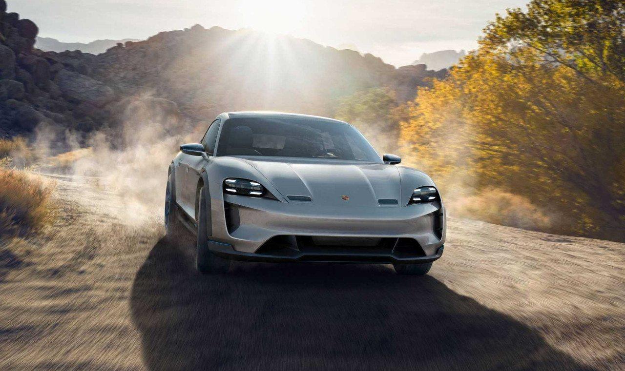 El lanzamiento del Porsche Taycan Cross Turismo se retrasa hasta 2021