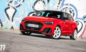 La versión 30 TFSI del Audi A1 Sportback es descafeinada y se queda en los 110 CV