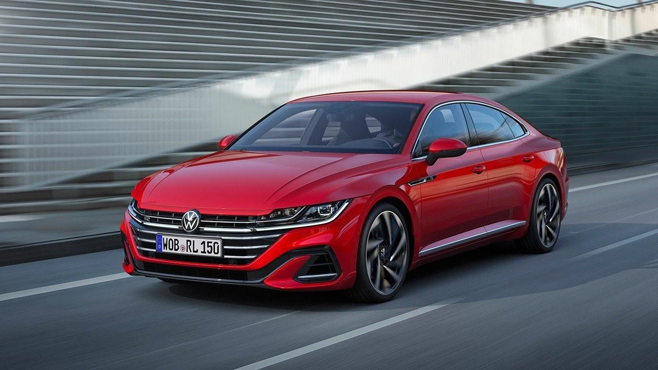 El nuevo Volkswagen Arteon 2021 y la variante Shooting Brake ya tienen precios