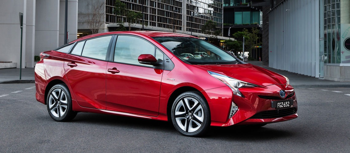 El Toyota Prius Hybrid abandona la oferta del fabricante en Alemania