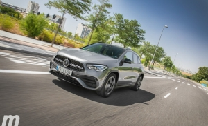 Prueba Mercedes GLA 200, éxito asegurado (Con vídeo)