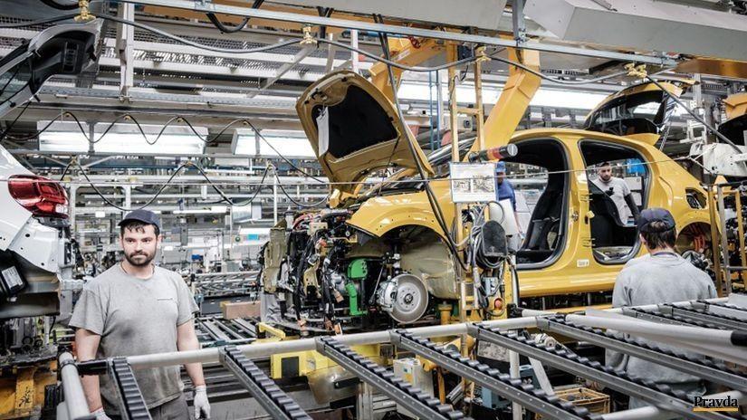 PSA Eslovaquia busca un nuevo modelo para salvar la fábrica