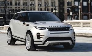 Range Rover Evoque 2021, el SUV británico de lujo se vuelve más conectado y eficiente