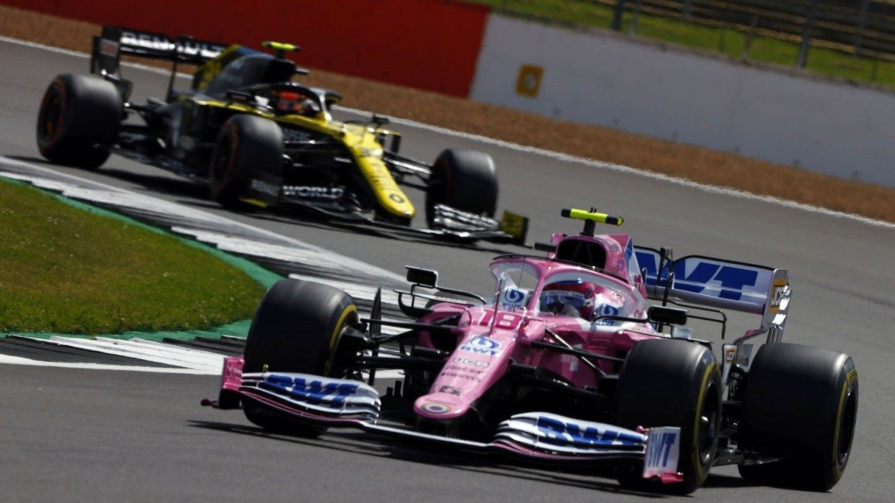 Renault gana la batalla, pero no la guerra: multa de 400.000 dólares y 15 puntos para Racing Point