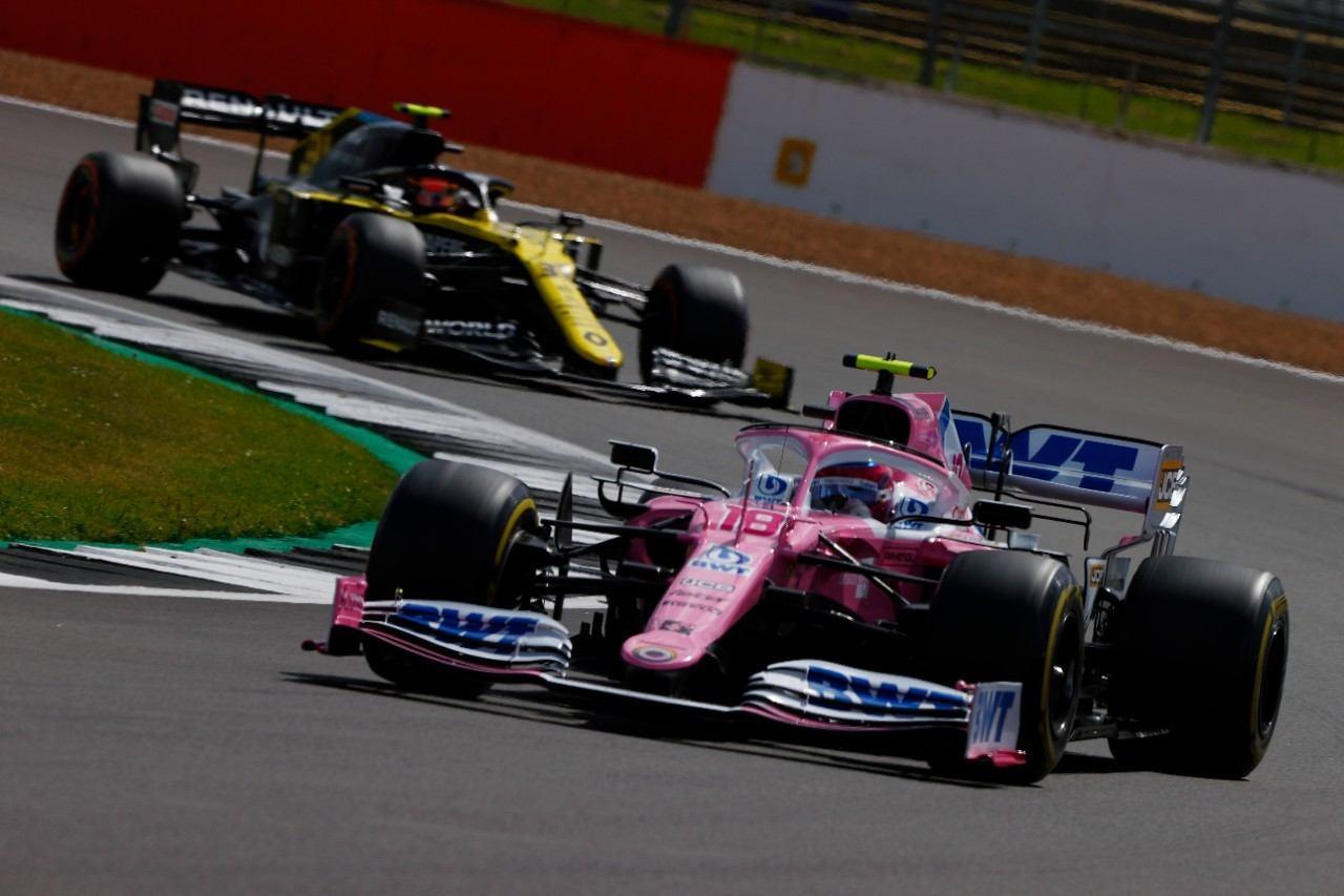 El que la sigue... ¿La consigue? Tercera protesta de Renault contra Racing Point