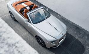 Rolls-Royce desvela el exclusivo Dawn Silver Bullet de edición limitada
