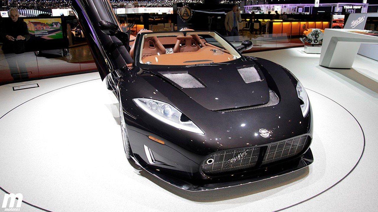 Spyker recibe una importante inversión y anuncia nuevos modelos