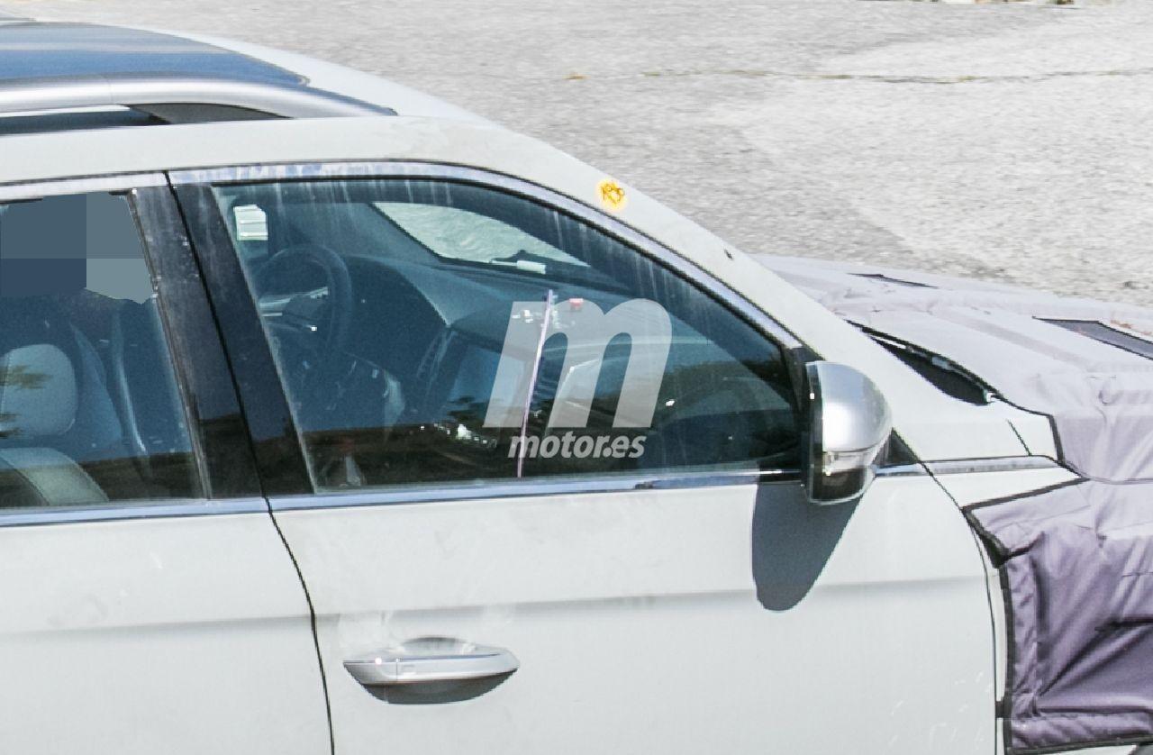 Asómate al interior del nuevo SsangYong Rexton 2021 con estas fotos espía