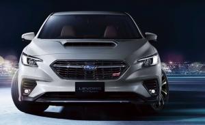 El nuevo Subaru Levorg 2021 desvelado oficialmente