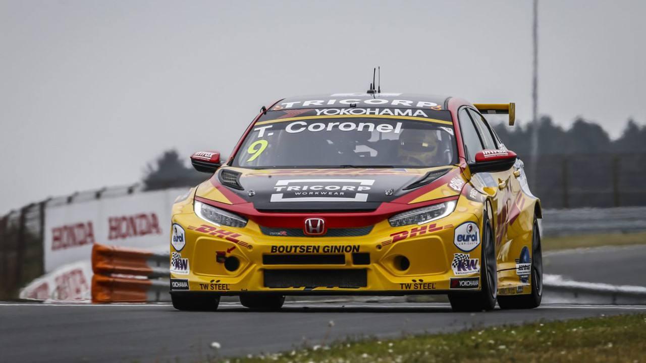 Tom Coronel compaginará TCR Europe y WTCR en la temporada 2020