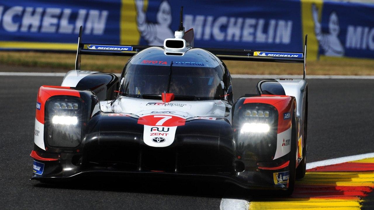 El Toyota #7 amplía su ventaja al frente del WEC en las 6 Horas de Spa