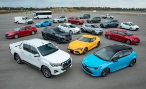Toyota va para número 1 mundial este año tras el efecto del COVID-19