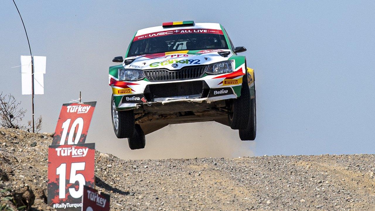 Turquía se adelanta una semana para hacer hueco al Ypres Rally en el WRC