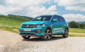 Brasil - Julio 2020: El Volkswagen T-Cross obtiene la victoria