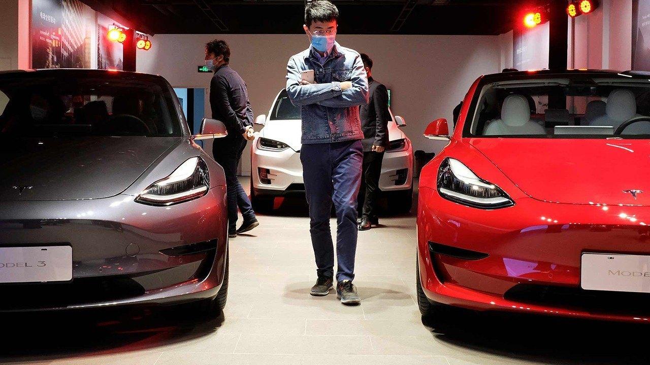 China - Julio 2020: Las ventas de coches siguen creciendo