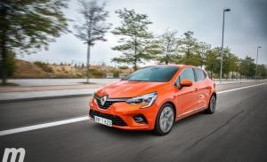 España - Julio 2020: Victoria in extremis del nuevo Renault Clio