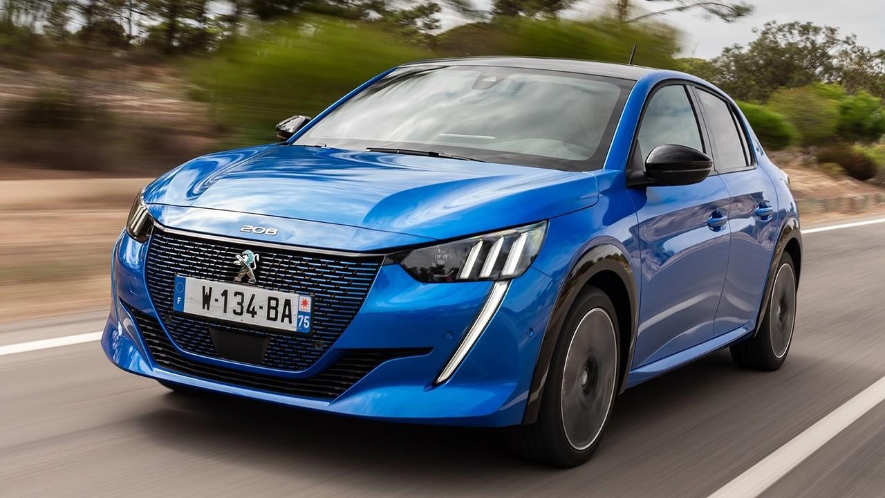 Las ventas de coches eléctricos en España crecen con fuerza en julio de 2020