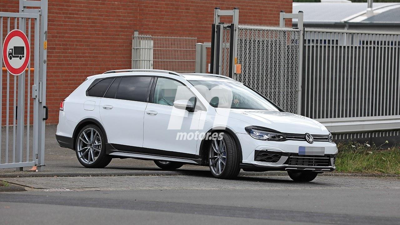 Un vistazo al nuevo Volkswagen Golf Variant R 2021, la opción más práctica y radical