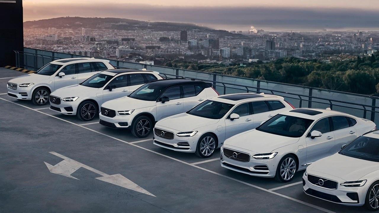 Volvo cambia su configurador para centrarse en los híbridos y eléctricos