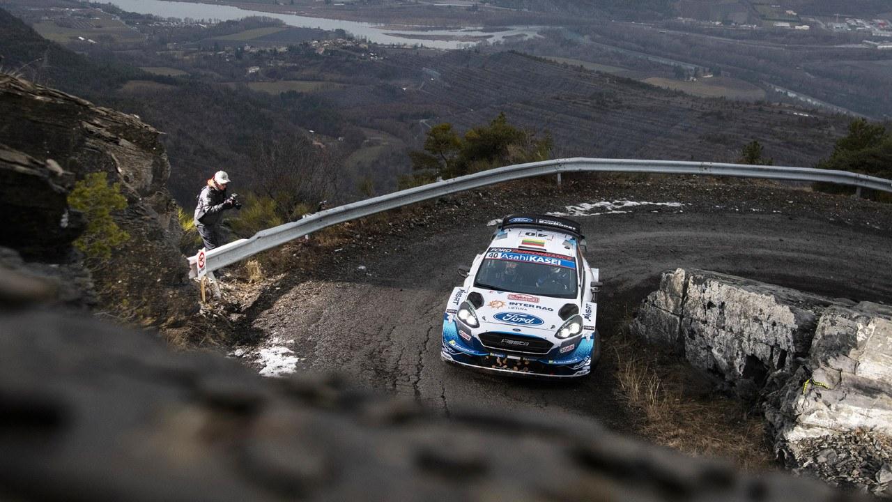 El WRC está destinado a tener 12 rallies en 2021, casi todos en Europa