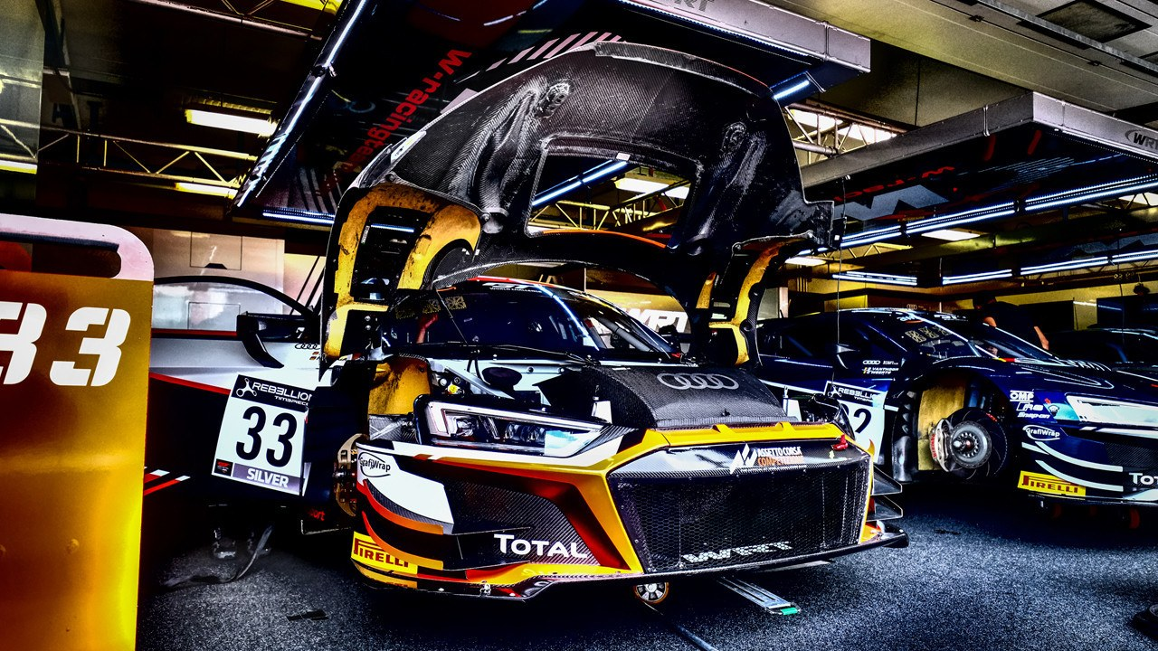 48 vehículos GT3 disputarán las 6 Horas de Nürburgring del GTWC Europe