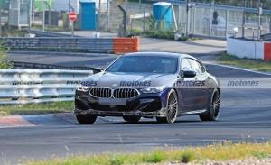 Los prototipos del nuevo Alpina B8 xDrive Gran Coupé 2021 llegan a Nürburgring
