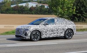 El Audi Q4 Sportback e-tron llegará en 2022 con una nueva batería y 600 km de autonomía