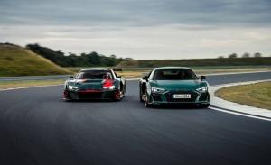 Audi R8 Green Hell, inspirado en el R8 LMS que arrasa en Nürburgring