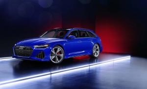 El nuevo Audi RS 6 Avant RS Edition rinde homenaje al Audi RS2 original