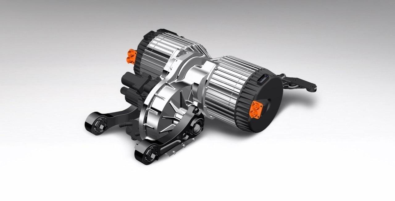 Bentley anticipa la tecnología del nuevo motor eléctrico OCTOPUS