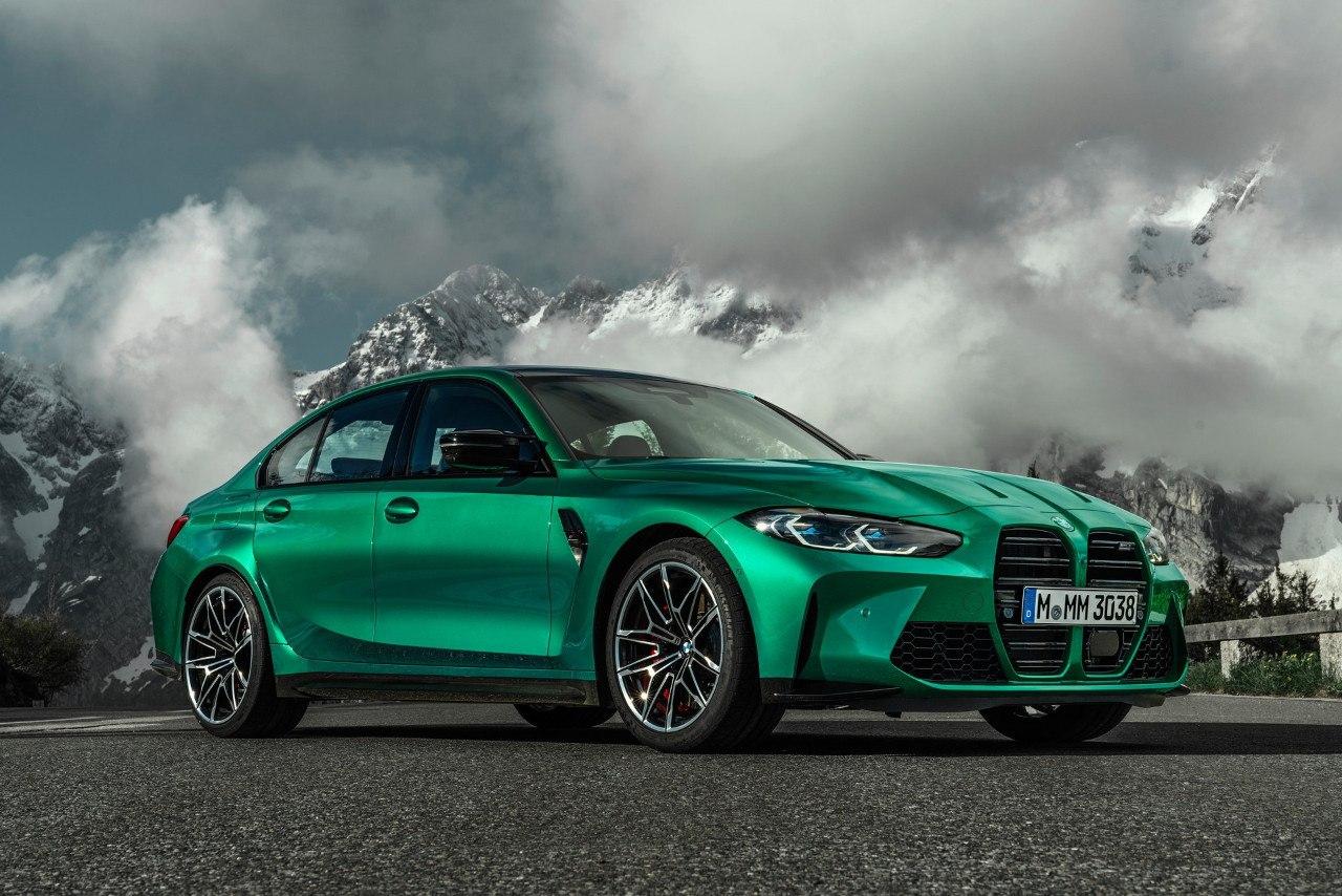 El nuevo BMW M3 G80 llega con muchas novedades, tracción total y hasta 510 CV