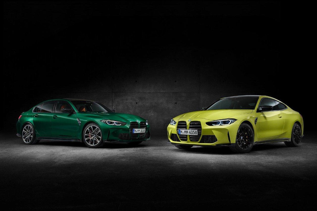 Estos son los nuevos BMW M3 y M4 2021 ¡Filtrados en el último momento!