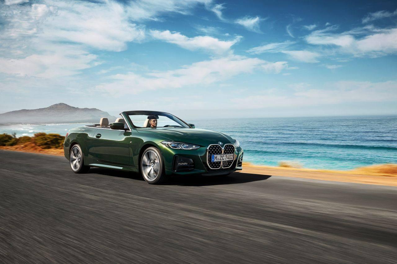 El nuevo BMW Serie 4 Cabrio 2021 ya es oficial